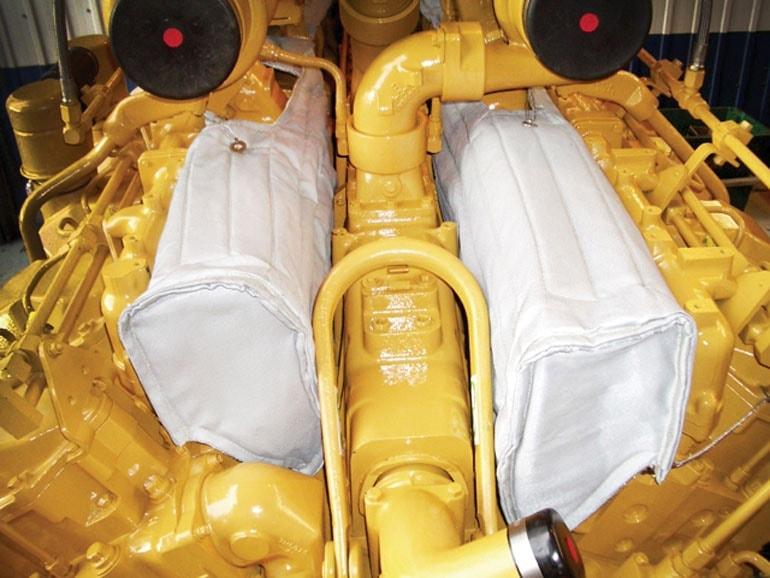 Australia's Largest Diesel Fuel Injection Pumps, Engine