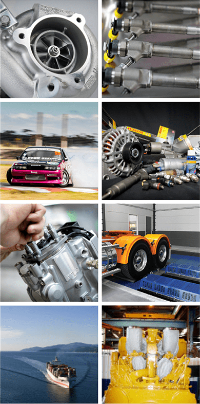 Turbochargers & Diesel Fuel Injection Products & Services