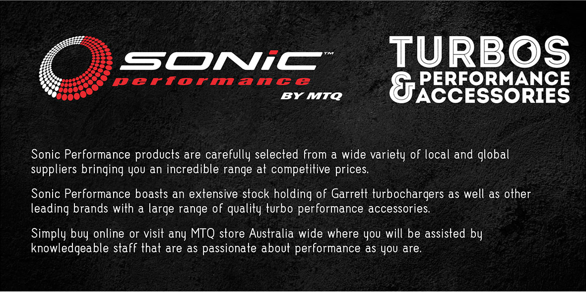 Sonic Performance products are carefully selected from a wide variety of local and global suppliers bringing you an incredible range at competitive prices.